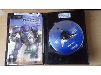 Planetside (PC cd rom)