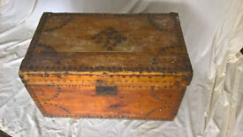 Very Old Chest
