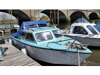 Day cruiser Fishing boat 19 ft