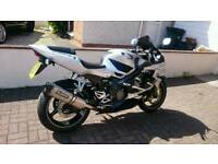 Honda cbr600f. Very rare f4i model, stunning condition, only 15k