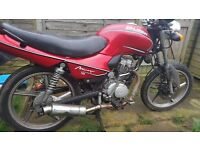 Lifan LF125-J 125CC 2014 Low Millage