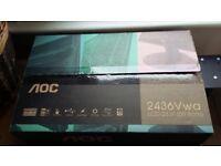 HD 23 inch computer monitor