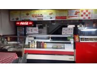 Pizza curry kebab Takeaway Shop for sale in Ladywood