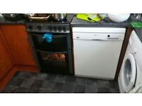 Double oven with job for sale