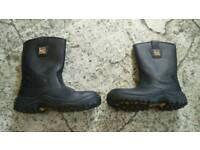 Dunlop Steel Toe Cap Men's Safety