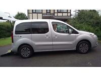Peugeot Partner Tepee 1.6 HDI Wheelchair accessible