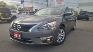 2014 Nissan Altima 2.5 S|Rearview Camera