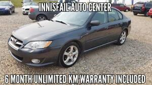 ** 2008 AWD SUBARU LEGACY * NAVIGATION * FULLY INSPECTED **