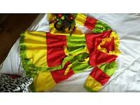 Kids dance outfit