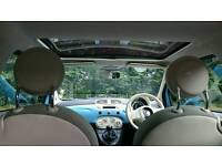 2013 (Sept) Fiat 500 1.2 Lounge with 15534