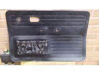 Vw classic beetle door panel