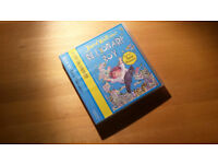 Billionaire Boy CD Read by David Walliams