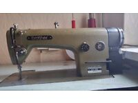 BROTHER INDUSTRIAL SEWING MACHINE B755-MK11 GOOD WORKING ORDER (MADE IN JAPAN)