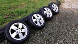 Renault Megane Alloy Wheels