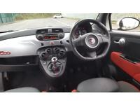 2014 (Dec 64) FIAT 500 1.2 S - Hatchback 3 Doors - Petrol - Manual - WHITE *LEATHERS/HUGE SPEC/MOT*