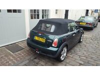 Mini Cooper S Convertible, Leather Seats, perfect for the summer