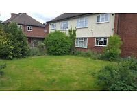 2 bedroom ground floor flat (Home swap)