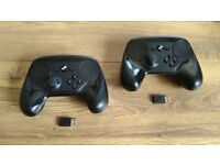 Two Valve Steam Controllers