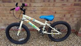 Apollo Woodland Charm kids bike - 18 inch
