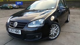 GOLF GT TDI FULL LEATHER & 12 MONTHS MOT. similar to focus a3 308 Astra
