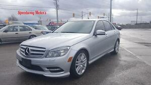 2011 Mercedes Benz CClass C300-4 Matic,Accident Free,Bluetooth
