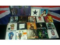 Take this lot of David bowie CD collection for £100