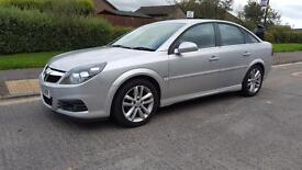VAUXHALL VECTRA 1.9 CDTi SRi [150] Low Miles A Very Nice Car Just Serviced+Moted (silver) 2008