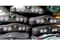 7 n64 consoles