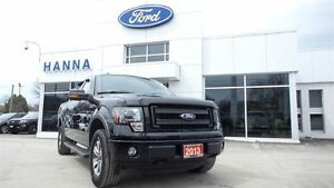 2013 Ford F-150 FX4 4X4 5.0L V8 *5 1/2 FT BOX*