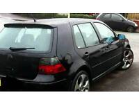 VW Golf MK4 oem roof spoiler