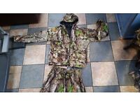 Large Pinewood Realtree Camouflage Jacket and Trousers