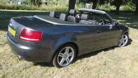 *RARE OPPORTUNITY* *VERY CLEAN* AUDI A4 2.0 TURBO FSI CONVERTIBLE SOFTOP AUTOMATIC