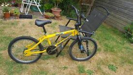 BMx Bike - Mongoose Pro