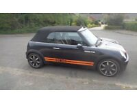 Mini Cooper Sidewalk Convertible