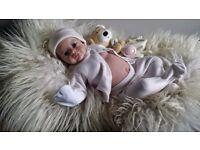 *reborn baby girl* juliete by marissa may..!!!!
