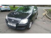 2006 VOLKSWAGEN POLO 1.2L PETROL 3 DOOR HATCHBACK FOR SALE