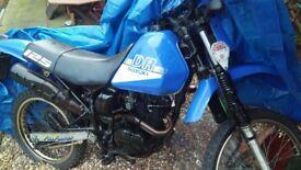 dr 125cc classic 1990s