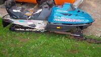 1994 skidoo 380 touring for parts sold