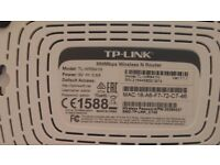TP-Link high performance WiFi media router