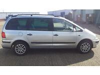 VW SHARAN 1.9 TDI 131HP 6gearbox 7 seaters