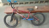 bmx bike built from the ground up