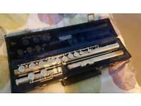 Gemeinhardt Flute - great for beginner.