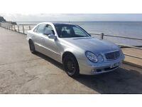 Mercedes e220cdi elegance panoramic £1500