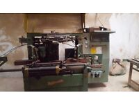 Joinery machinery for sale
