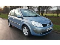 Renault Scenic 1.6 VVT Dynamique S 5dr GREAT EXAMPLE