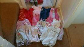Girls clothes - 12 to 18 months