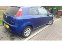 spares or repairs Grande Punto 1.2 2006 (NO MOT)