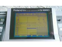 Roland VS1680 16 track digital recorder.