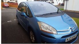 Citroen C4 PICASSO 1.6 HDi Exclusive 5dr