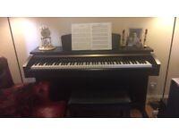 Excellent (Used) Yamaha CLP 120 Clavinova Digital Pianos